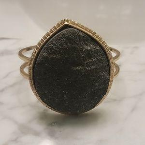 Jewelry - Large Druzy bracelet